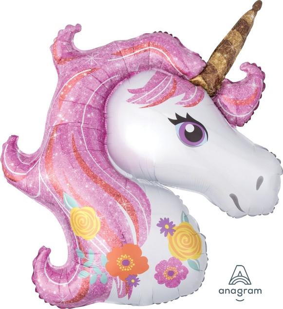 Magical Unicorn 83x73cm