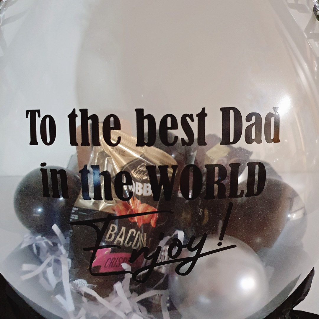 Best dad in the world gift