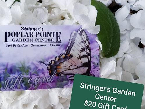 Stringer's Garden Center Gift Card