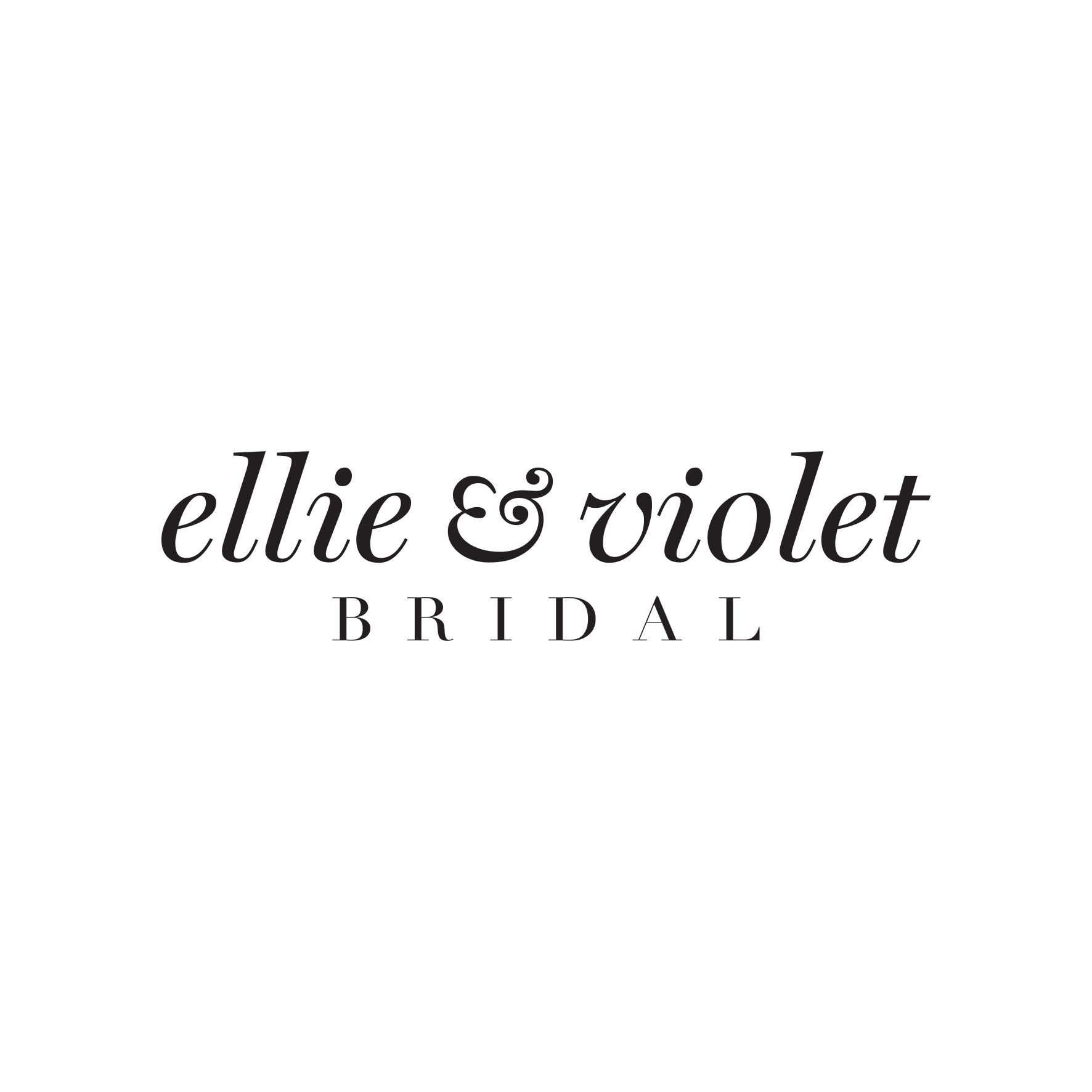 Ellie & Violet Logo Design