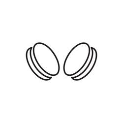 Viva La Macaron Logo