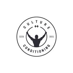 Culture Conditioning Logo Design