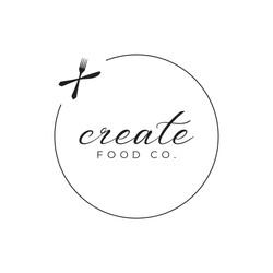 Create Food Co Logo