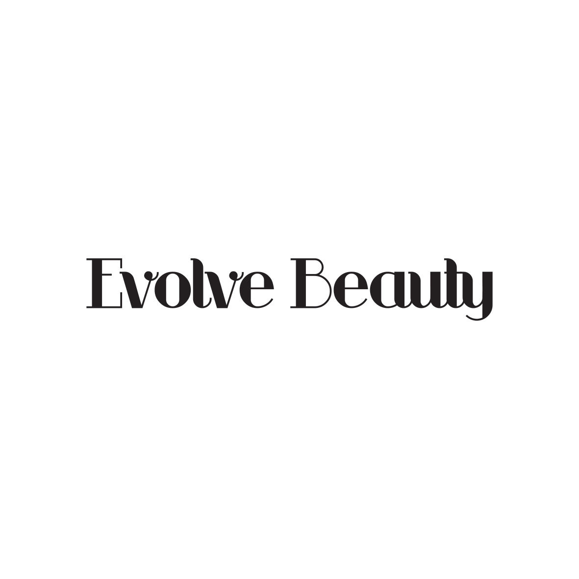 Evolve Beauty Logo