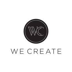 We Create Logo