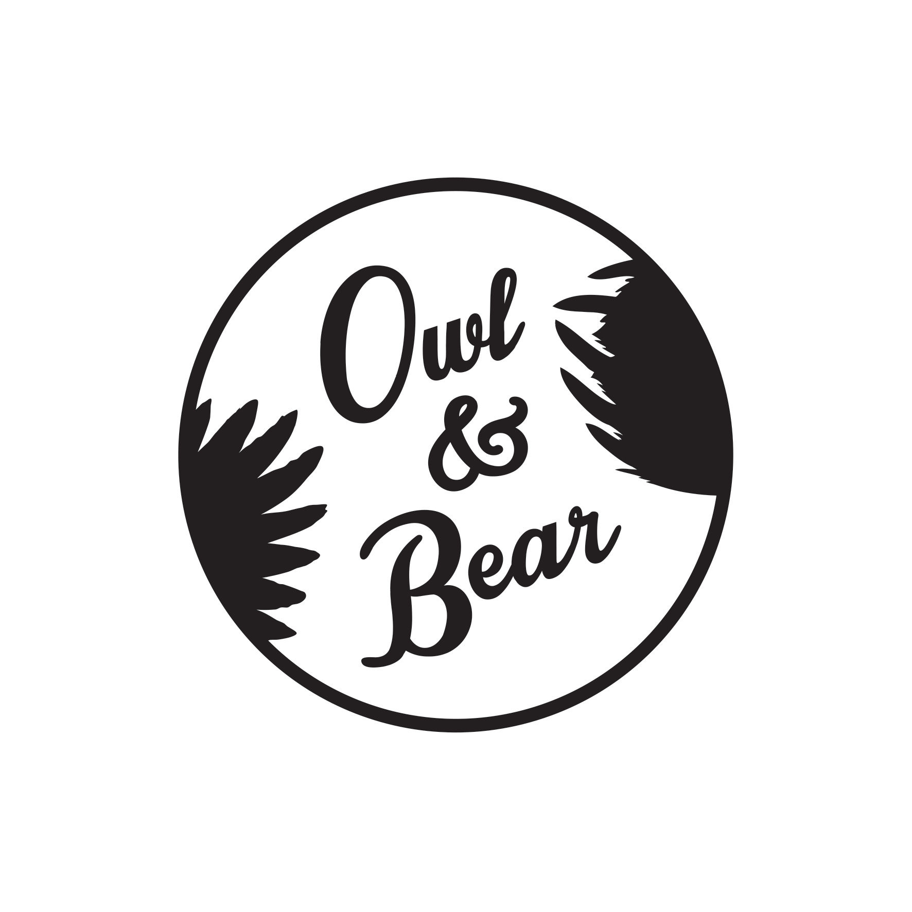 Owl & Bear Logo