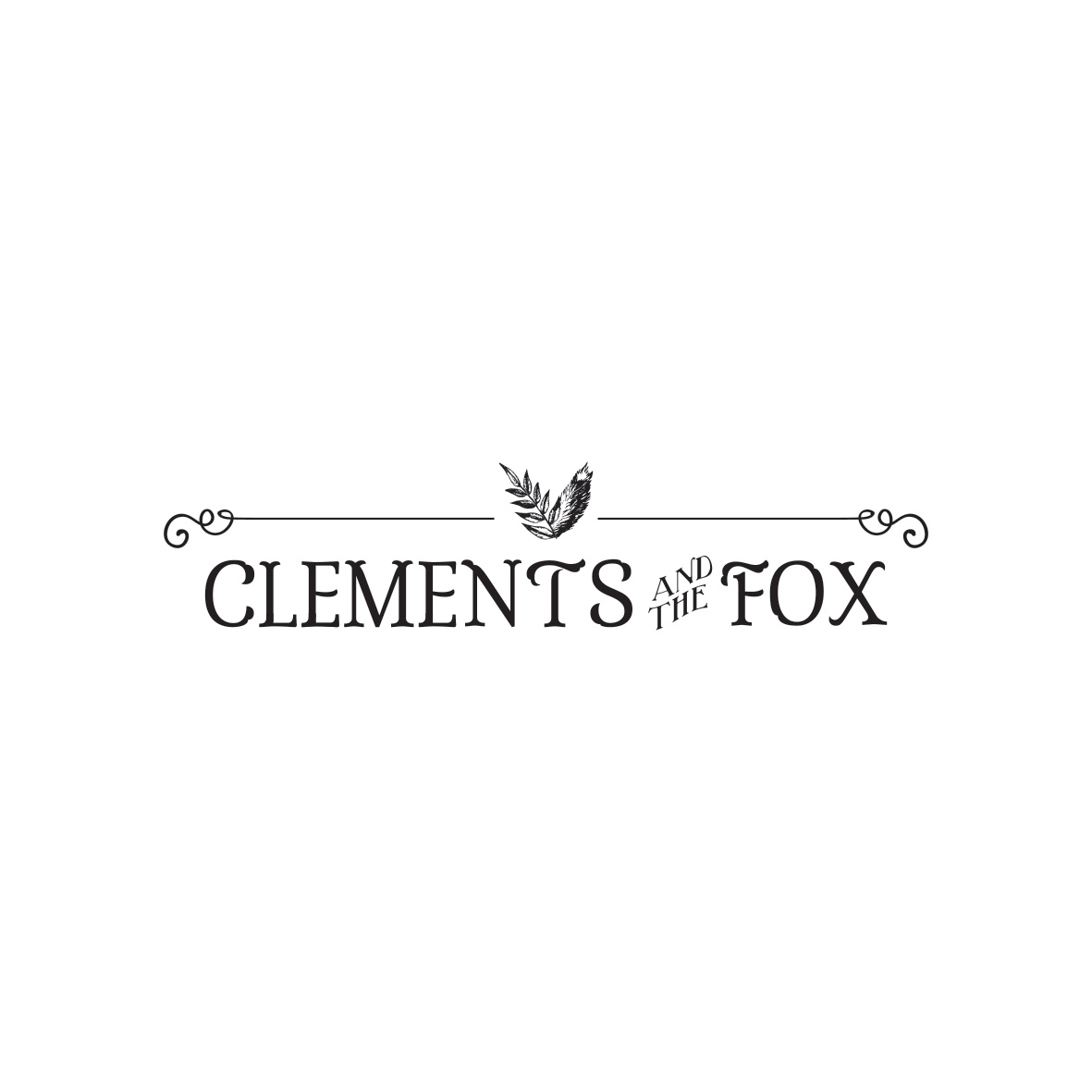 Clements & the Fox Logo