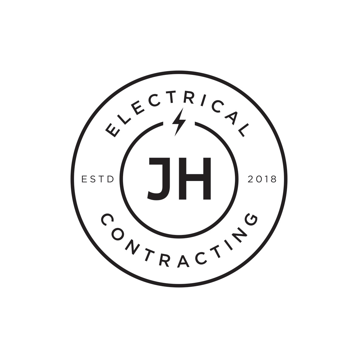 JH Electrical Logo