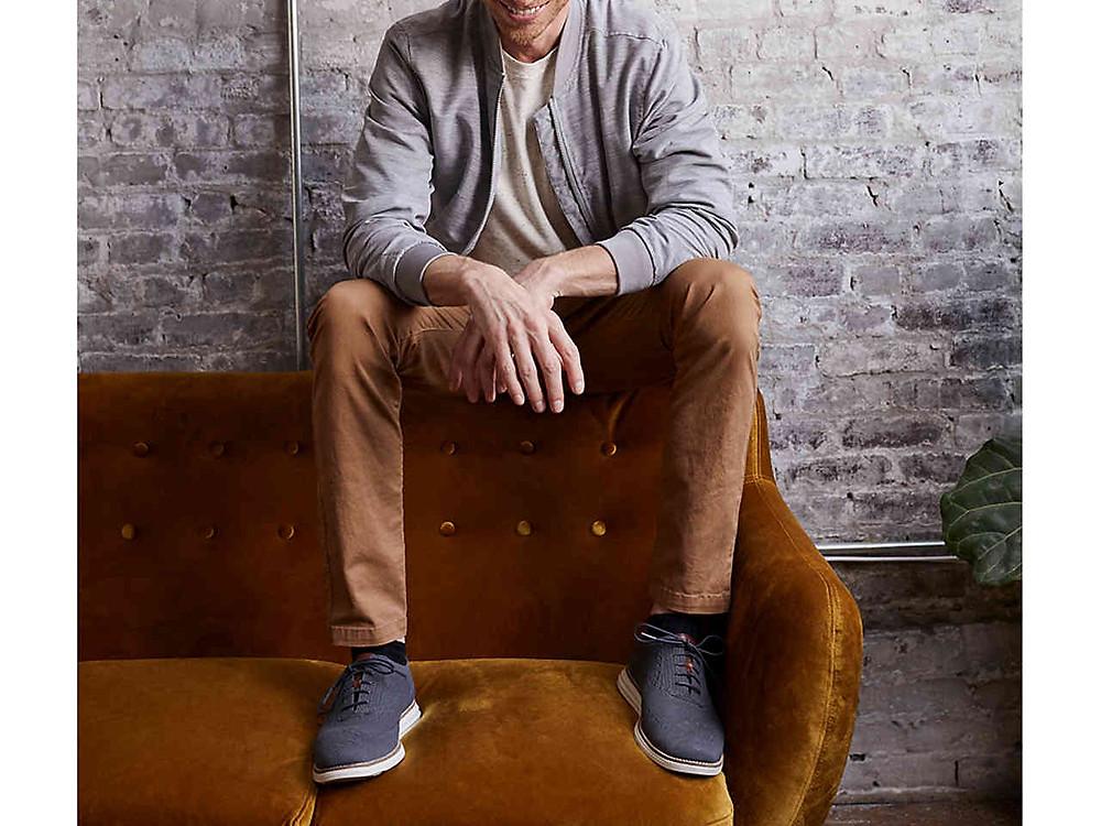 calçado moderno