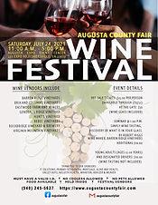 August Co. Wine Festival