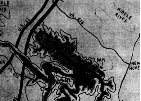 History: The Verona Dam Lake Project