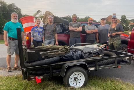 9.16.20 Team J-Bones with Lewis Creek