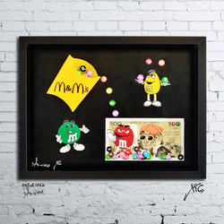 ☆ M&M's World ☆ Duo avec XTC