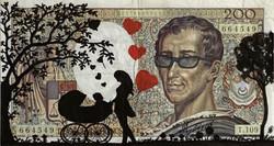 "Billets de 200Frs ""Montesquieu"""