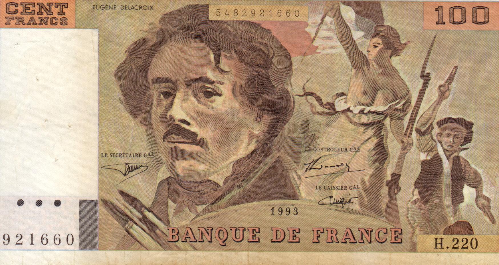 Hundred_franc_note_delacroix_1993