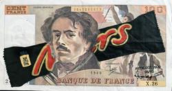 """Billets de 100Frs """"Delacroix"""""""