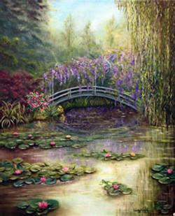 un jardin extraordinaire Giverny