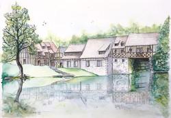 Le Moulin d'Andé