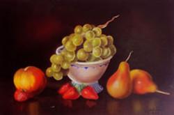 la coupe de fruits