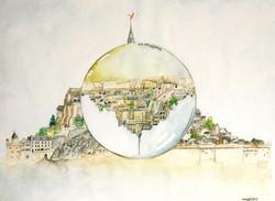 Focus sur le Mont-Saint-Michel