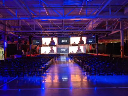 FCA - Connor Center Private Press Event