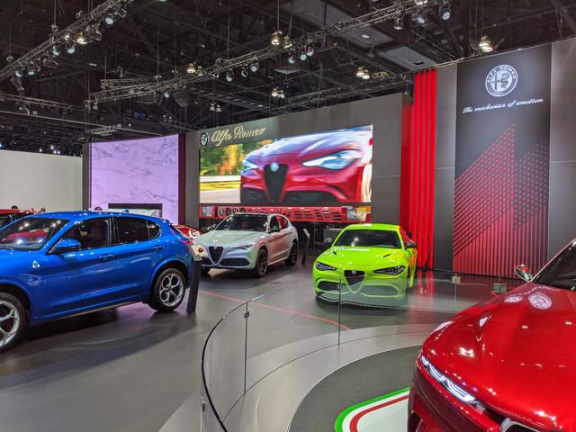 Alfa Romeo - LAAS 2019