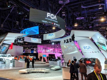 FCA - CES 2019