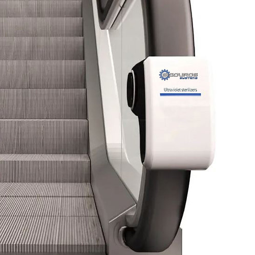 DHS - Disinfecting Handrail System
