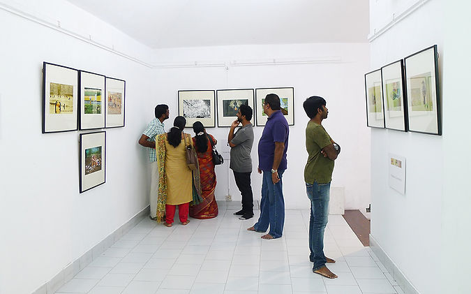 Thrissur, Kerala, India, © Sharing Solutions Publications