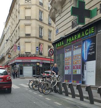 Le Vélib', © Sharing Solutions Publications