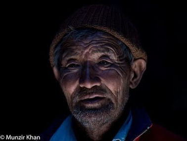 portrait, Ladakh, © Sharing Solutions Publications