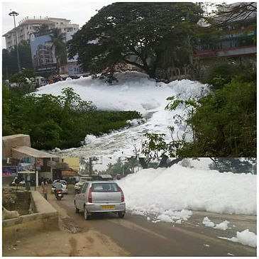 Polluted frothing Varthurkere.jpg