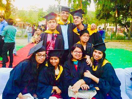 Desbandhu University graduates.jpg