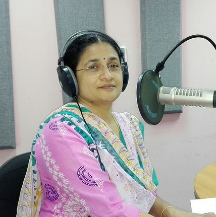 Dr Indira Gouthaman, © Sharing Solutions Publications