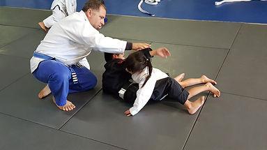 Claremont Brazilian Jiu Jitsu Children's Classes