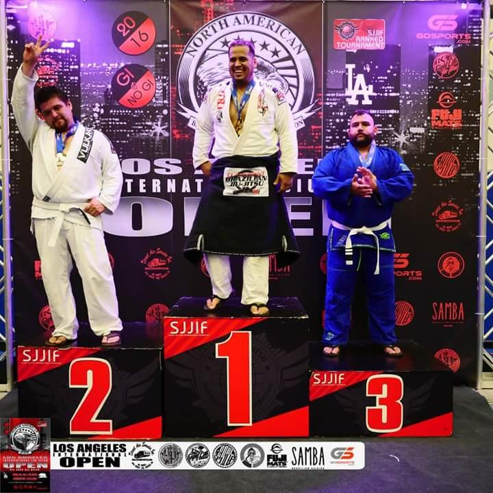 Claremont Brazilian Jiu Jitsu Class
