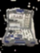 Large standard test kit (case)