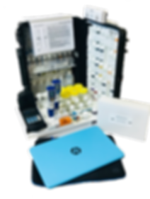 """Book Opening"" Engineers Test Kit"