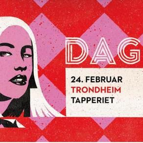 24. Februar - Dagny