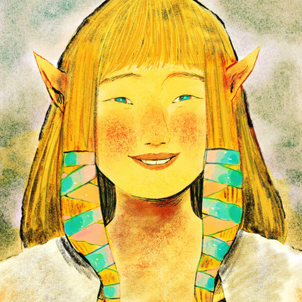 The Legend of Zelda portraits