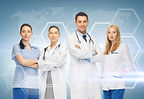 healthcare and medicine concept - young