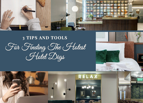 Tips and Tools For Finding The Hottest Hotel Digs In Dublin And Beyond