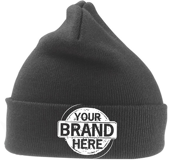 X10 Embroidered Beanie Hats (3.99 each)