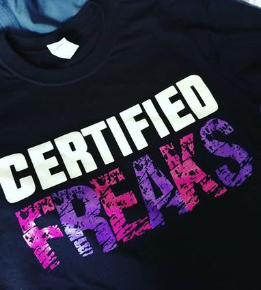 #certifiedfreaks #weird&wonderful #scree
