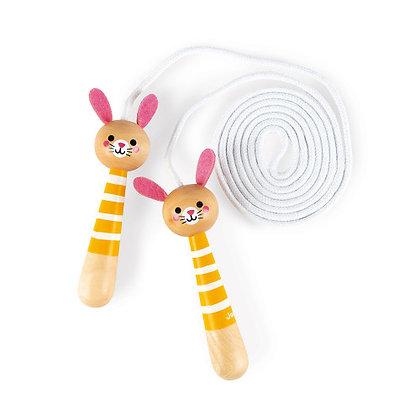 Janod Skipping Rope - Rabbit