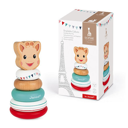 Sophie La Girafe - Stackable Roly-Poly