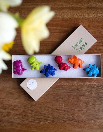 Crayon Box - Dinosaur Crayons