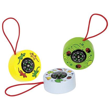 Goki Compass - Various Colours