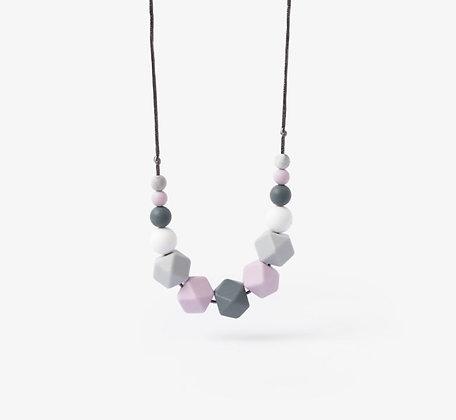 Mama Knows  - Teething Necklace (Iris)