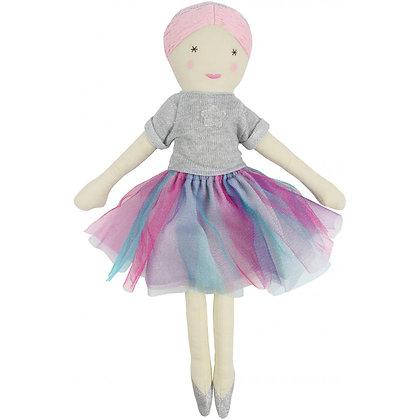 Albetta Doll - Sapphire Tutu (pink hair)